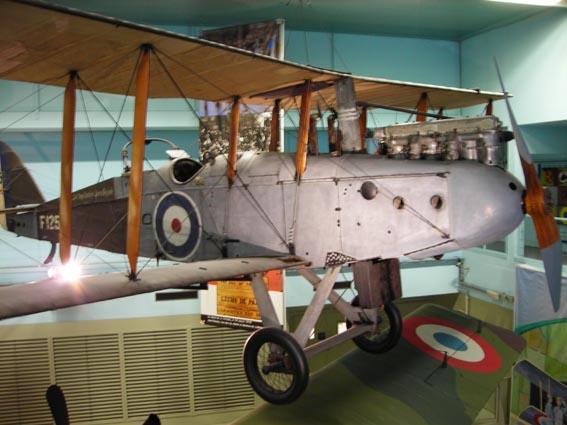 Airco DH9 Bomber
